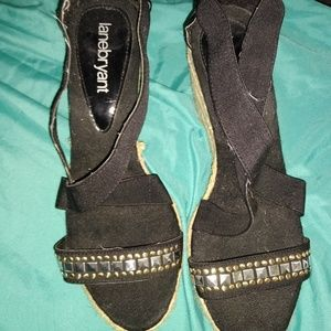 Lane Bryant Wedges Shoes size 10